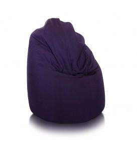 Fotoliu puf Standard Purple